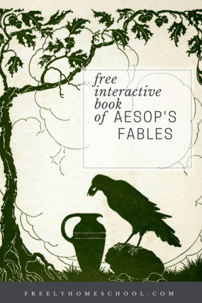 picture relating to Aesop's Fables Printable named Totally free Interactive Ebook of Aesop Fables for Youngsters
