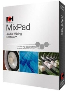 NCH MixPad Master's Edition 5 Crack With Serial Key & Full Version