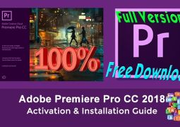 Adobe Premiere Pro CC 2018 For Free Crack Full Version Free Download