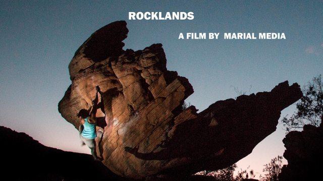 Orange Paradys - Rocklands