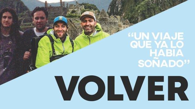 Volver - Selección Oficial Freeman Film Festival 2019