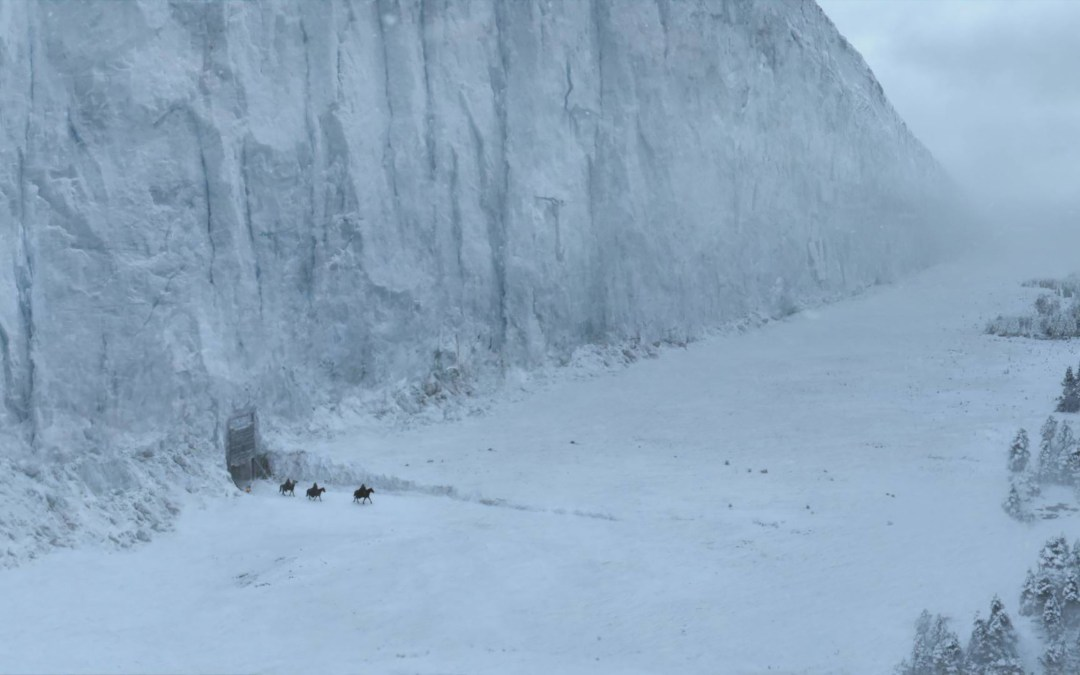 Beyond the Wall Tier in Patreon (Yearly)