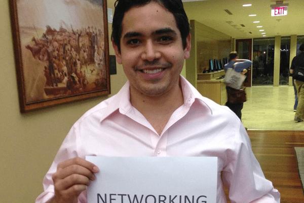 81. Freeman Means Networking: Rodolfo San Martin (PMBA)
