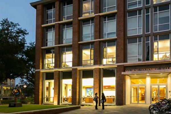 Freeman School's Study Abroad Program Ranked #5