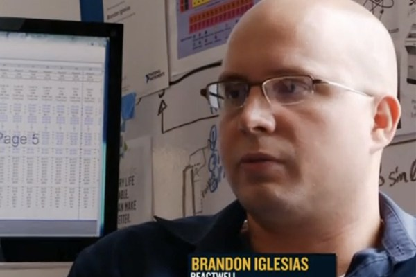 Brandon Iglesias: STEM + Business = Innovation
