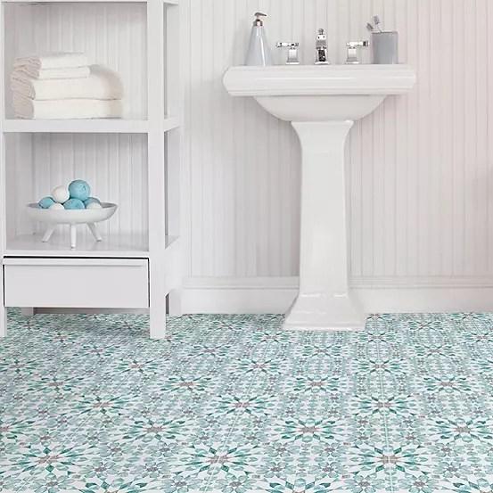 radiance peel stick floor tiles