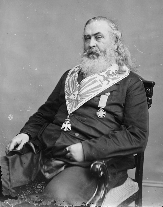 Albert Pike, Scottish Rite, Morals and Dogma, Magnum Opus, AASR, albert pike quotes
