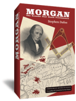 Book about the William Morgan scandal in Freemasonry