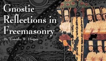 How are the Gnostics and Freemasonry connected?