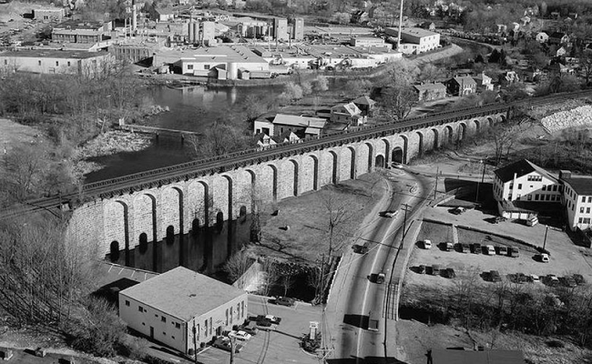 The Canton Viaduct
