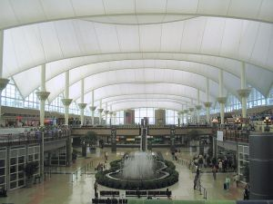 Denver International Airport_terminal
