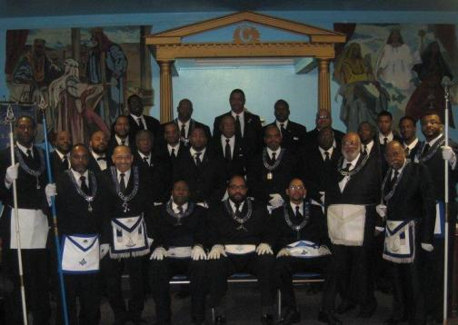 Redeemer Lodge #53, F & AM, PHA, MI