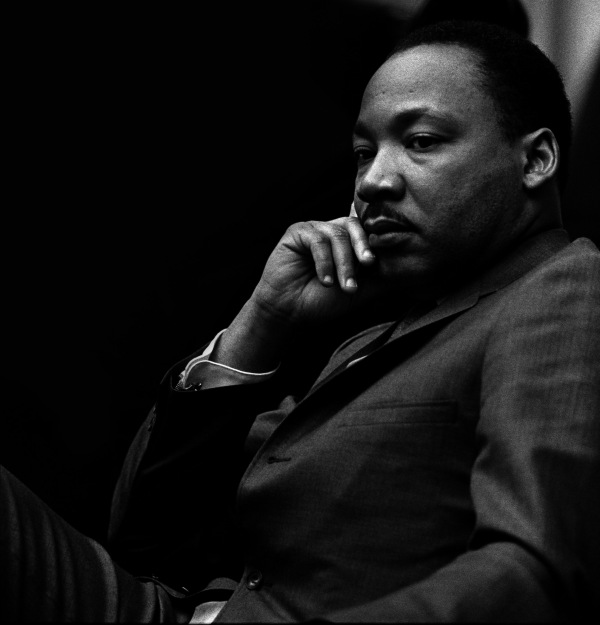 Understanding the Moral Law on MLK day.