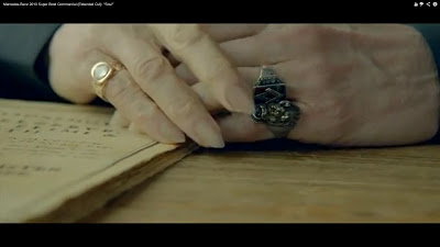 satan, masonic ring, mercedes benz