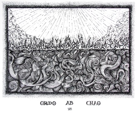 ordo ab chao - order from chaos