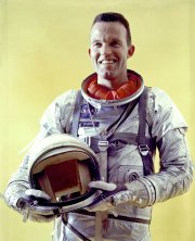 "Astronaut Leroy Gordon ""Gordo"" Cooper Jr., Project Mercury - Freemason"