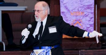 Interview With Masonic Author Frederic Milliken, His Life And Times and Texas' New Intervisitation