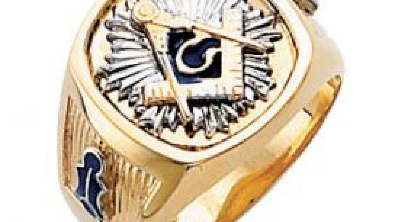 Masonic Rings | Freemason Information