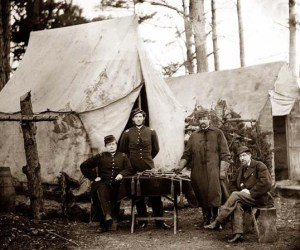 officers in the civil war