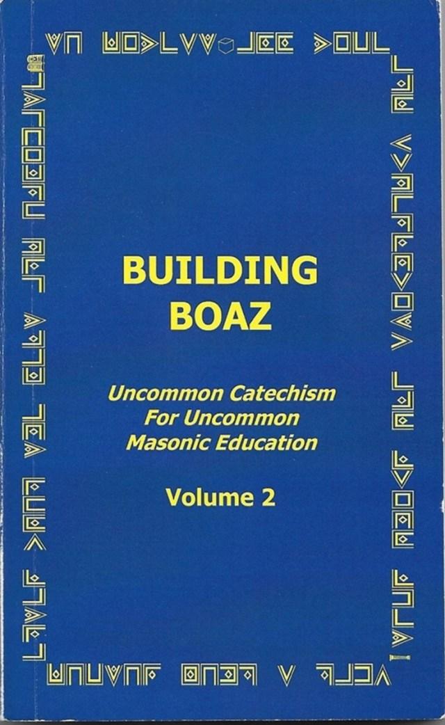 Building Boaz Freemason Information