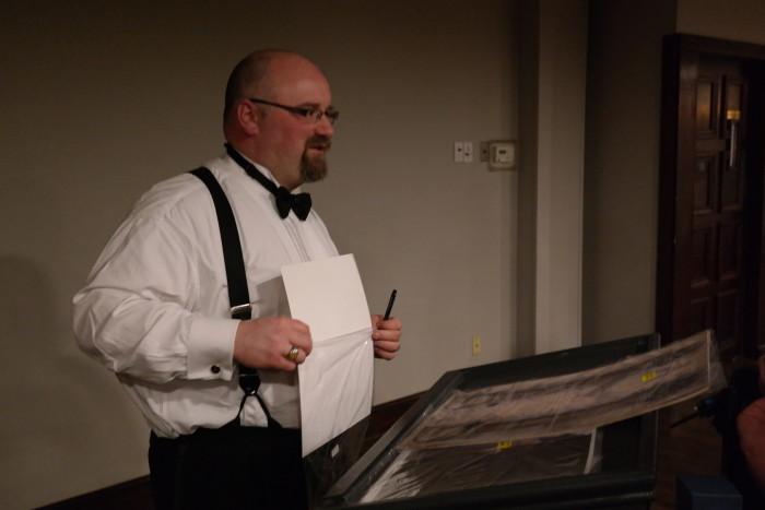 Masonic Artist Ryan Flynn's Presentation