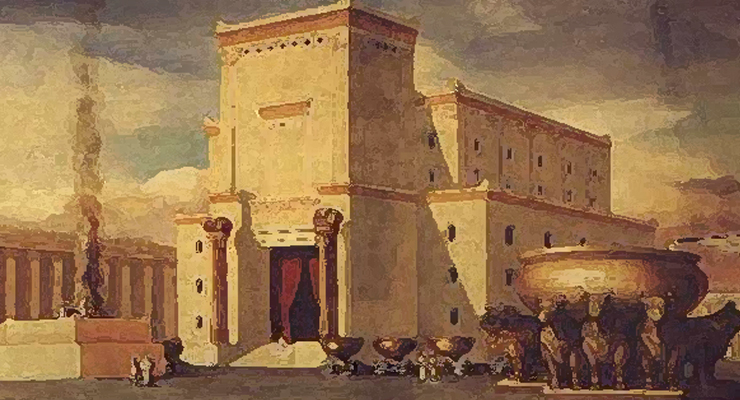 King Solomon's Temple as a Symbol to Freemasonry