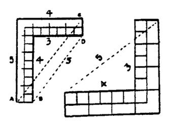 Operative and Speculative Mason squares contrasted