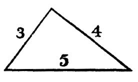 The Pythagorean Triangle