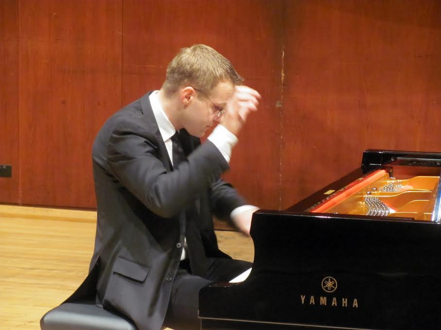A Conversation With Concert Pianist Brother Hando Nahkur