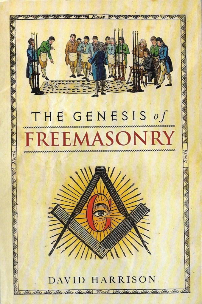 Dr. Bro. David Harrison And The Genesis Of Freemasonry
