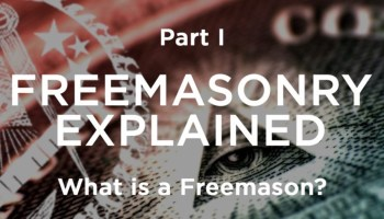 Who are the Freemasons and what do they do?