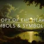 stars, moon, canopy of heaven, masonic lodge