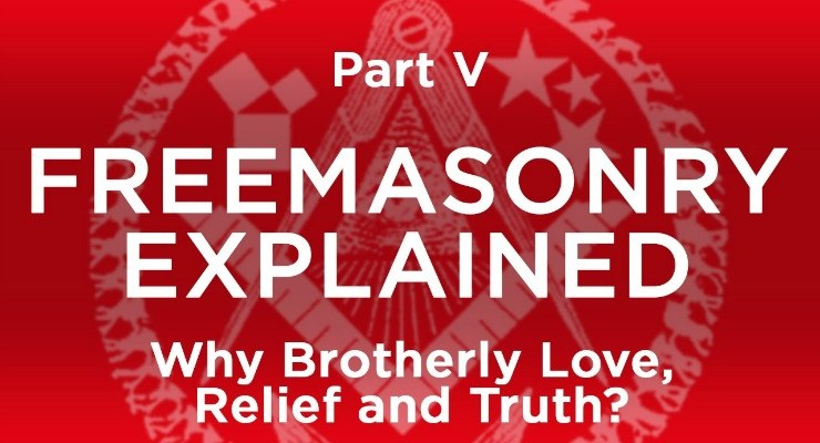 brotherly love, relief, truth, freemasonry, masonic virtues