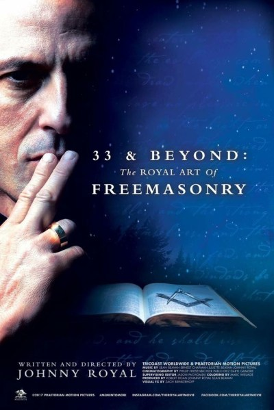 one sheet, film poster, 33 and beyond, freemasonry