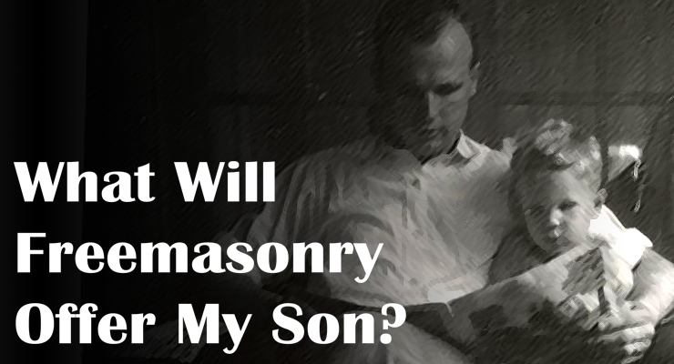 father, son, freemasonry, joining freemasonry, 2b1ask1