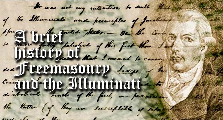 Illuminati,Adam Weishaupt,freemasonry,Congress of Vienna,Freemasonry