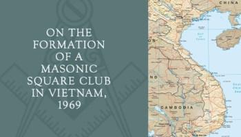 Freemasonry in Vietnam