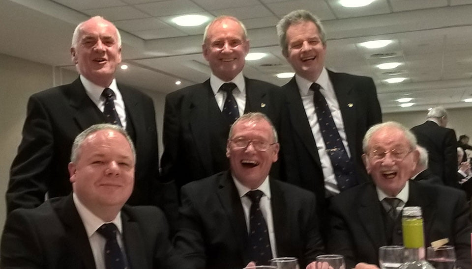 Eccles Group chapter promotions at Southport