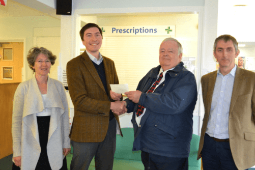 Community good causes and charities Benefit from Freemasons in