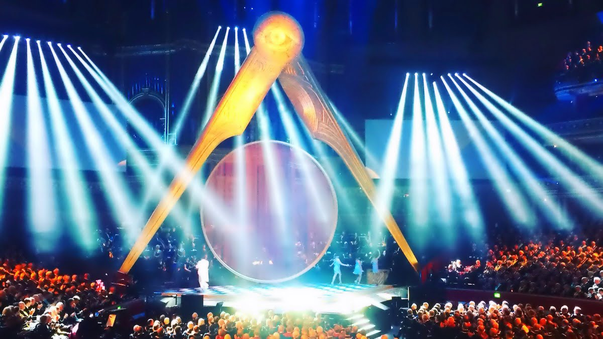 Freemasons from Around the Globe Celebrate Tercentenary at Royal Albert Hall