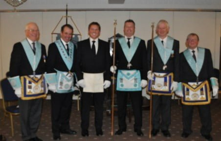 Freemasons donate £2000 to Teddies for Loving Care Appeal (TLC)