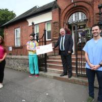 Freemasons donate over £15,000 to local good causes
