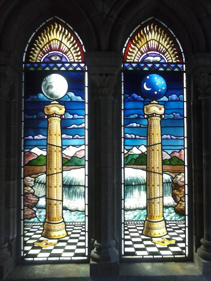 Image result for sing of the takahe glass window