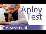 Apley's Test (Knee) - Physical Exam