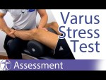 Varus Stress Test (Knee) - Physical Exam