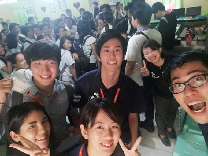 日本語パートナーズ、みんなで