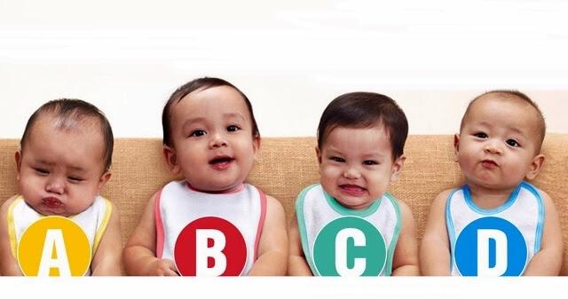 A 4 baba közül melyik a lány? A válaszod rengeteg mindent elárul rólad