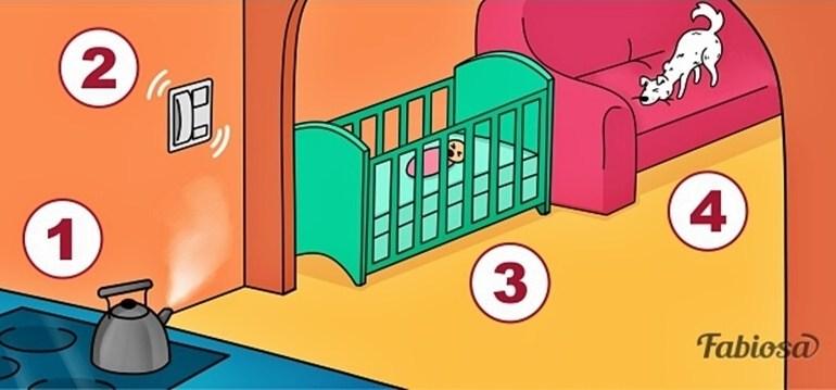A 4 dolog közül te mit csinál meg először?Érdekes dolgokat árul el rólad a döntésed