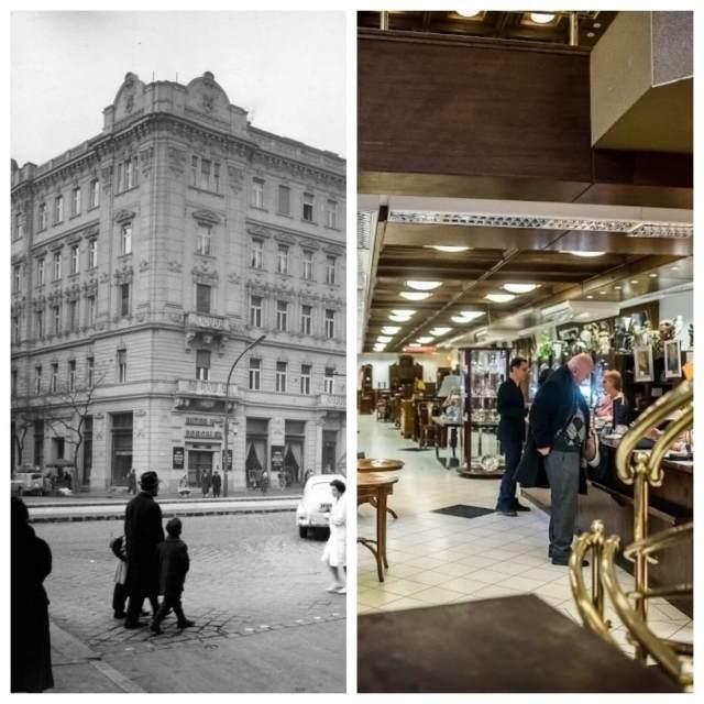 Ünnepi díszben Budapest – Különleges fotók: régen és ma