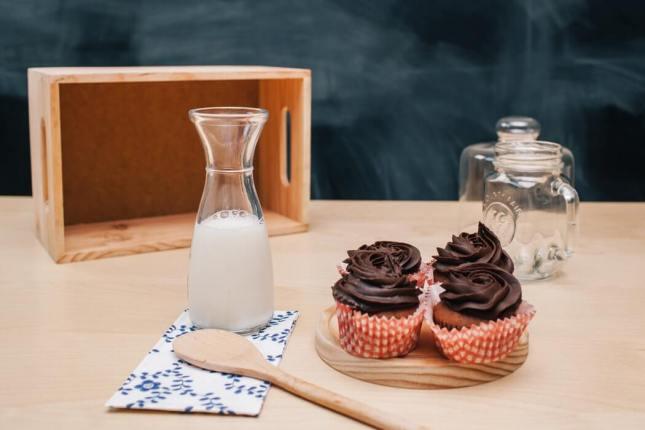Cupcake - Az igazán különleges, varázslatos muffin, megkoronázva